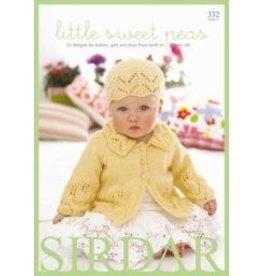 Sirdar Little Sweet Peas