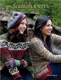 Book: Scottish Knits