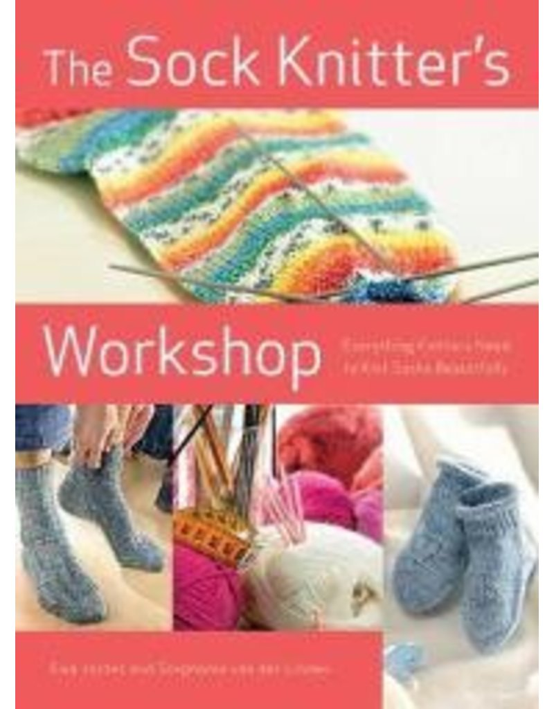 Book: The Sock Knitter's Workshop