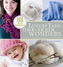 Book: Luxury Yarn One Skein Wonders