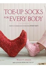 Book: Toe-up Socks for Every Body