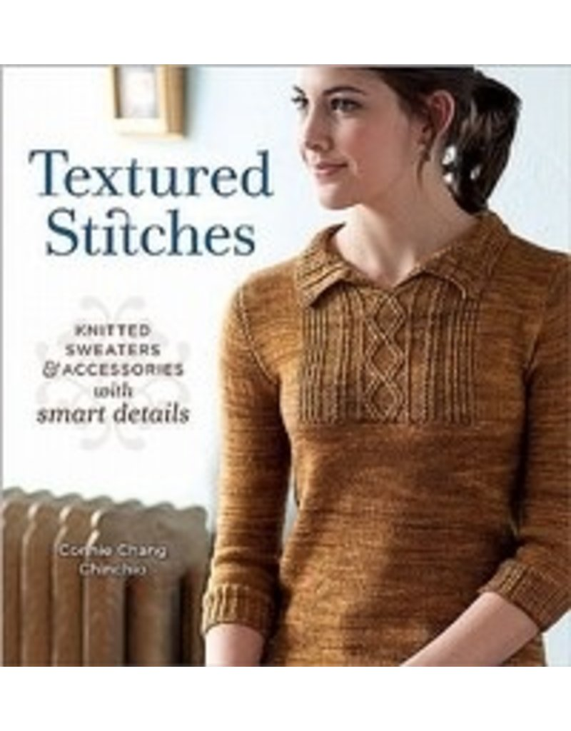 Book: Textured Stitches