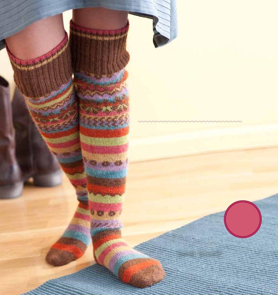 Book: Sock Knitting Master Class