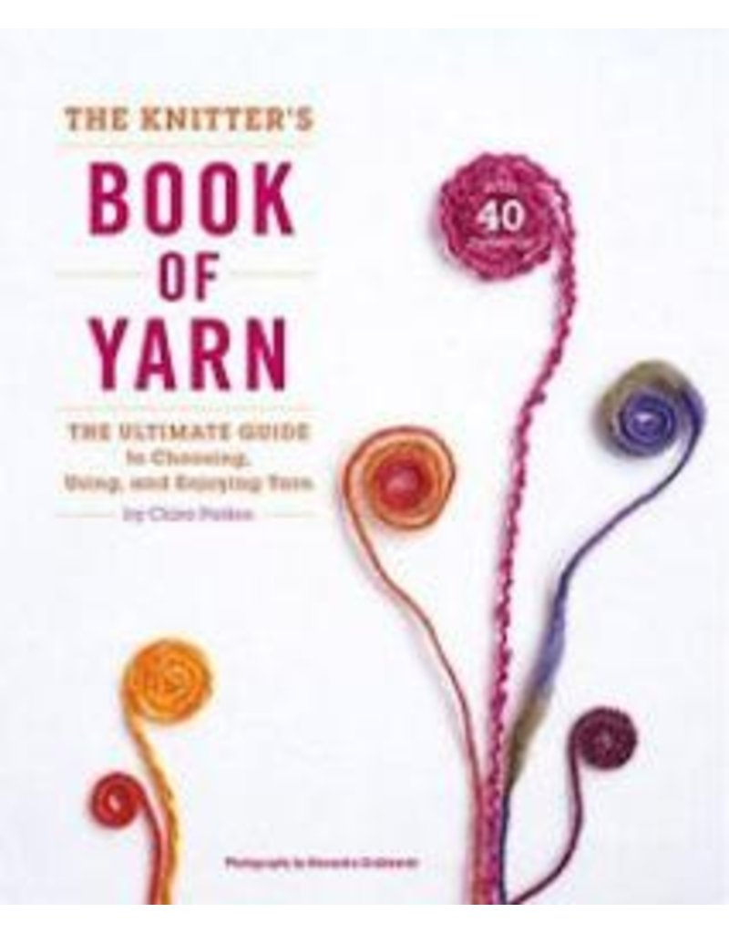Book: The Knitter's Book of Yarn