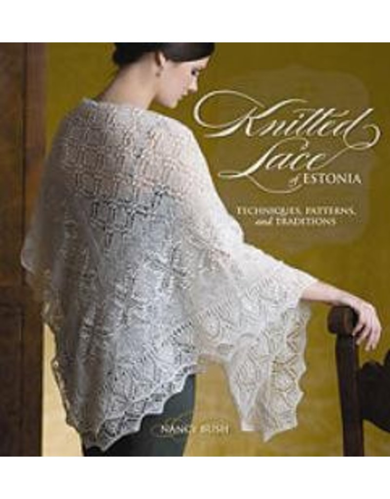 Book: Knitted Lace of Estonia