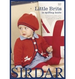Sirdar Little Brits in spiffing knits