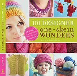 Book: One-Skein Wonders, 101 Designer