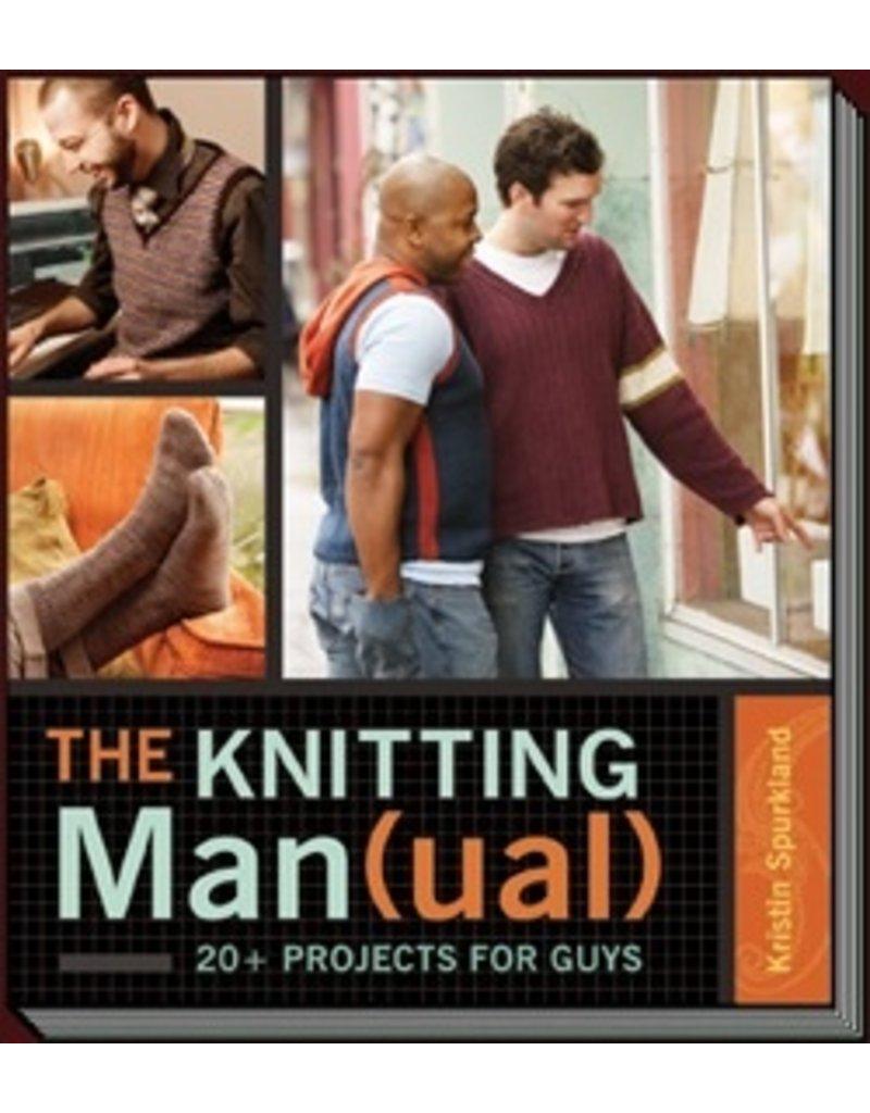 Book: The Knitting Man(ual)