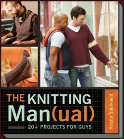 Book: The Knitting Man(ual)