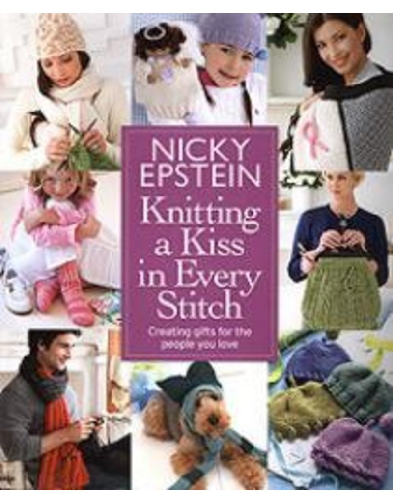 Book: Knitting a Kiss in Every Stitch