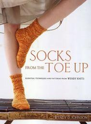 Book: Socks from the Toe Up