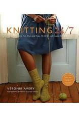Book: Knitting 24/7
