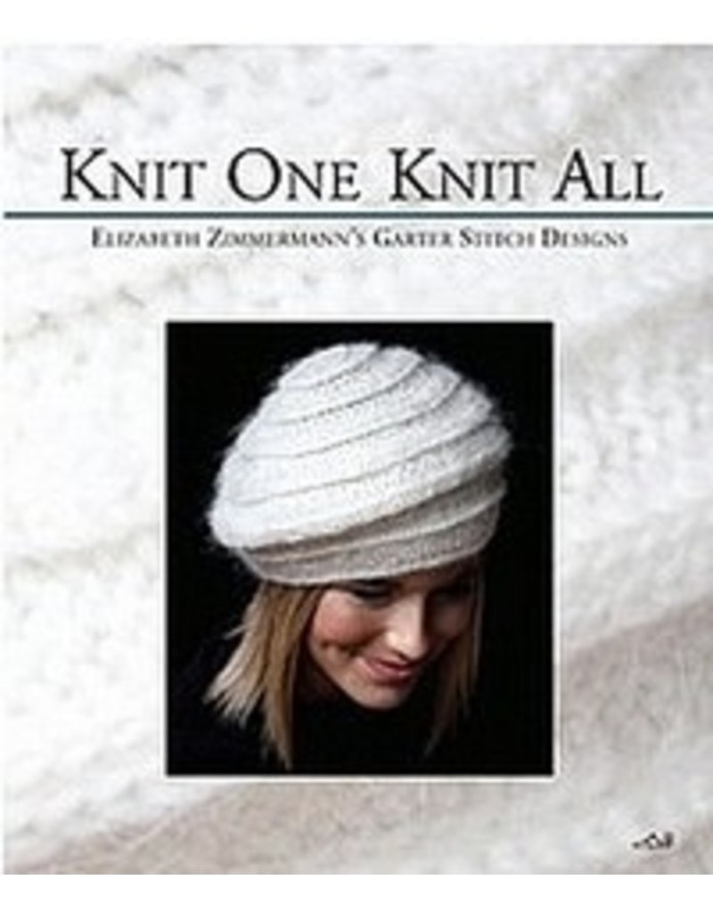 Book: Knit One Knit All