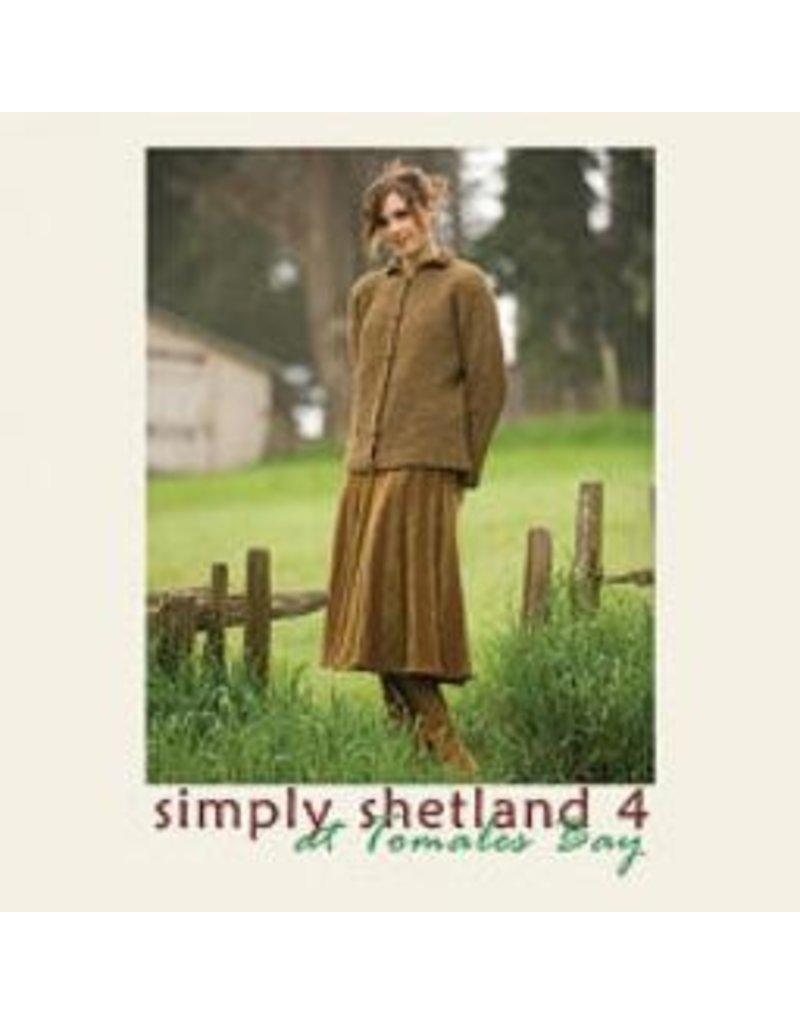 Book: Simply Shetland Color 4