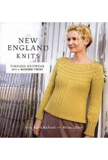 Book: New England Knits, Timeless Knitwear with a  Modern Twist