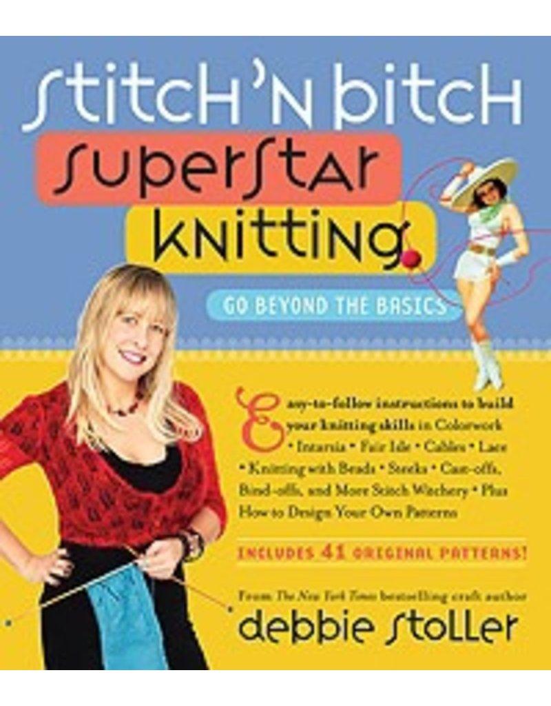 Book: Stitch 'n' Bitch Super Star Knitting