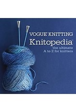 Book: Vogue Knitting Knitopedia.  The Ultimate A to Z for Knitters