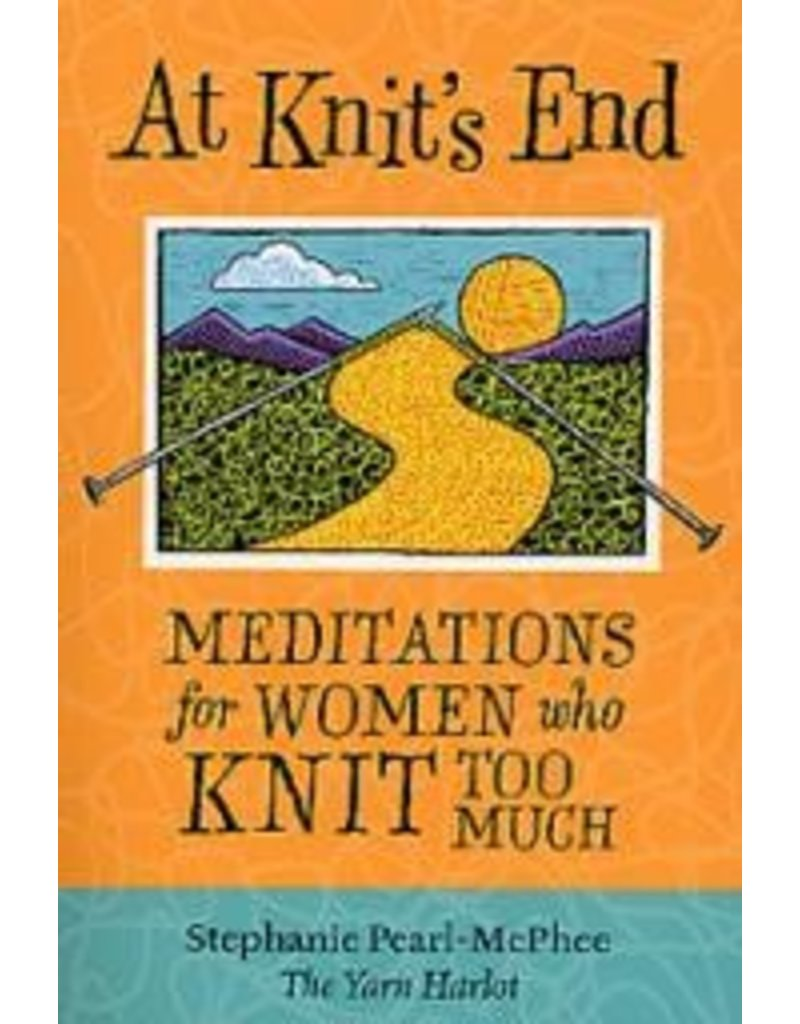 Book: At Knit's End