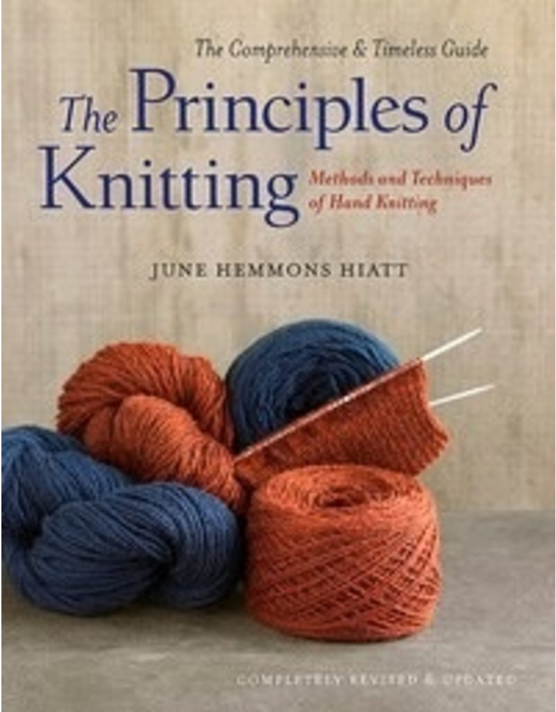 Book: Principles of Knitting