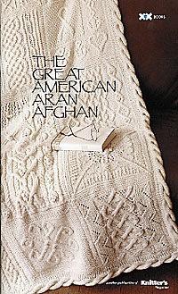 Book: The Great American Aran Afghan