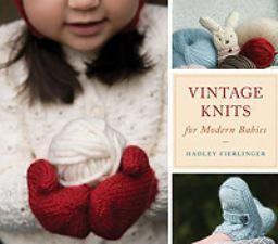 Book: Vintage Knits for Modern Babies