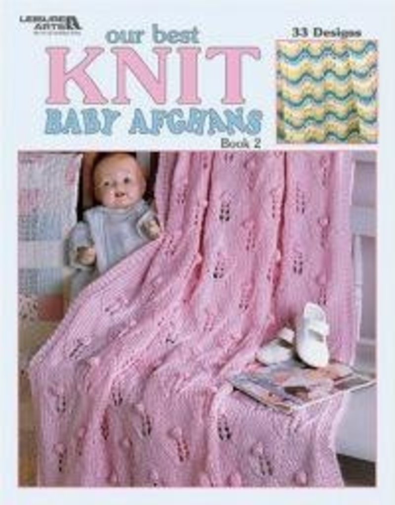 Our Best Baby Afghans, Book 2