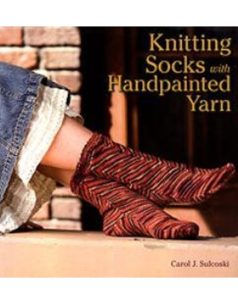 Book: Knitting Socks with Handpainted Yarn