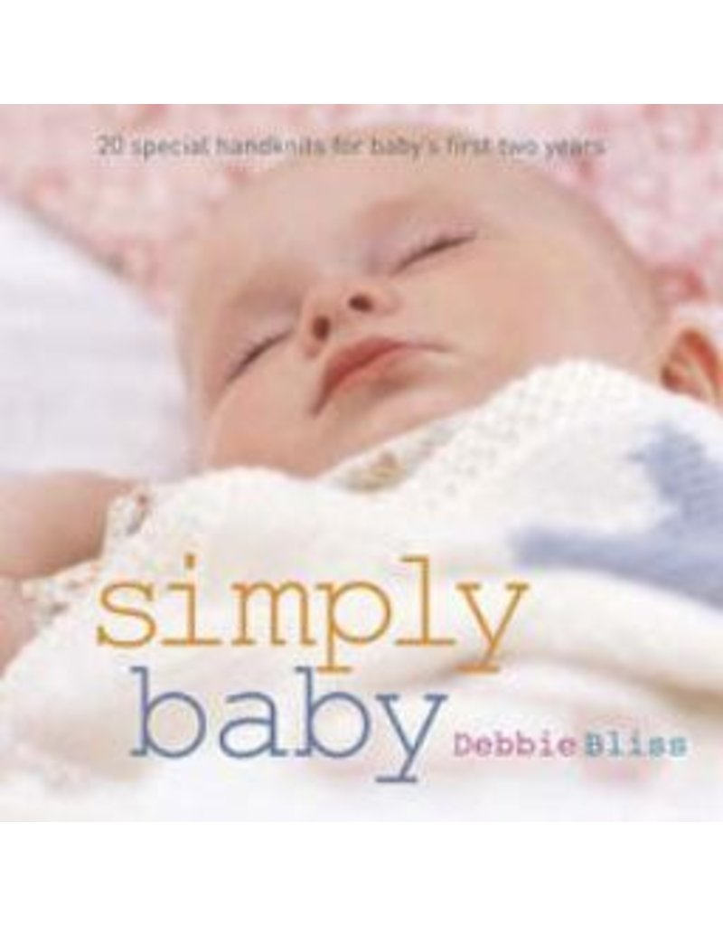 Book: Simply Baby