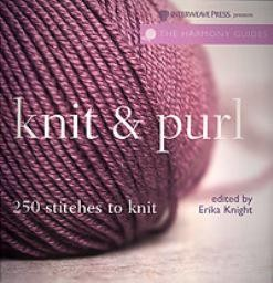 Book: The Harmony Guides: Knit & Purl