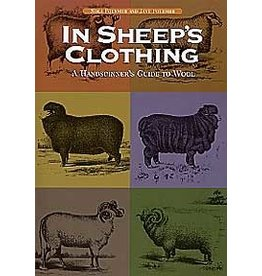 Book: In Sheep's Clothing, A Handspinner's Guide to Wool