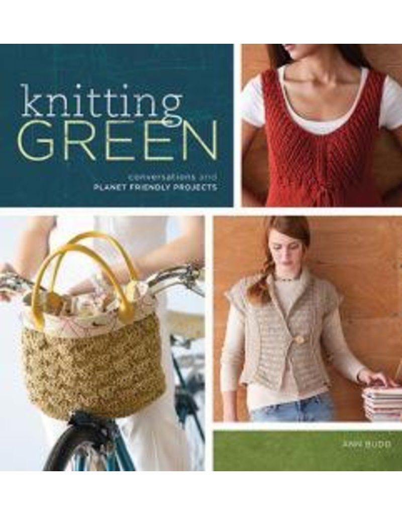 Book: Knitting Green