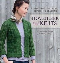 Book: November Knits