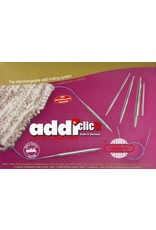 addi addi Lace Click Long Tip Set