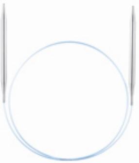 addi addi Turbo Circular Needle, 24-inch, US0.5 / 2.25mm