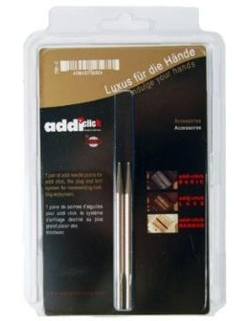 addi addi Click Lace Short Tip - US 10 - Set of 2