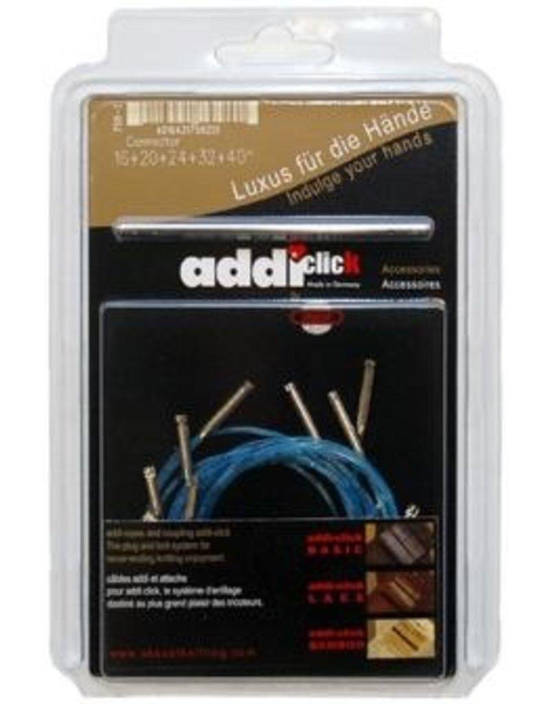 addi addi Lace Click Cord Set - Multi, 5 cords with connector