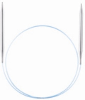 addi addi Turbo Circular Needle, 20-inch, US10.5