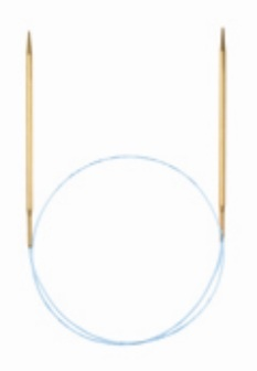 addi addi Lace Circular Needle, 24-inch, US 10.75