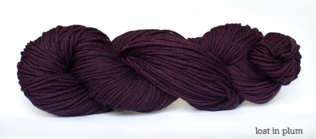 Dream in Color Wisp, Lost In Plum (Discontinued)