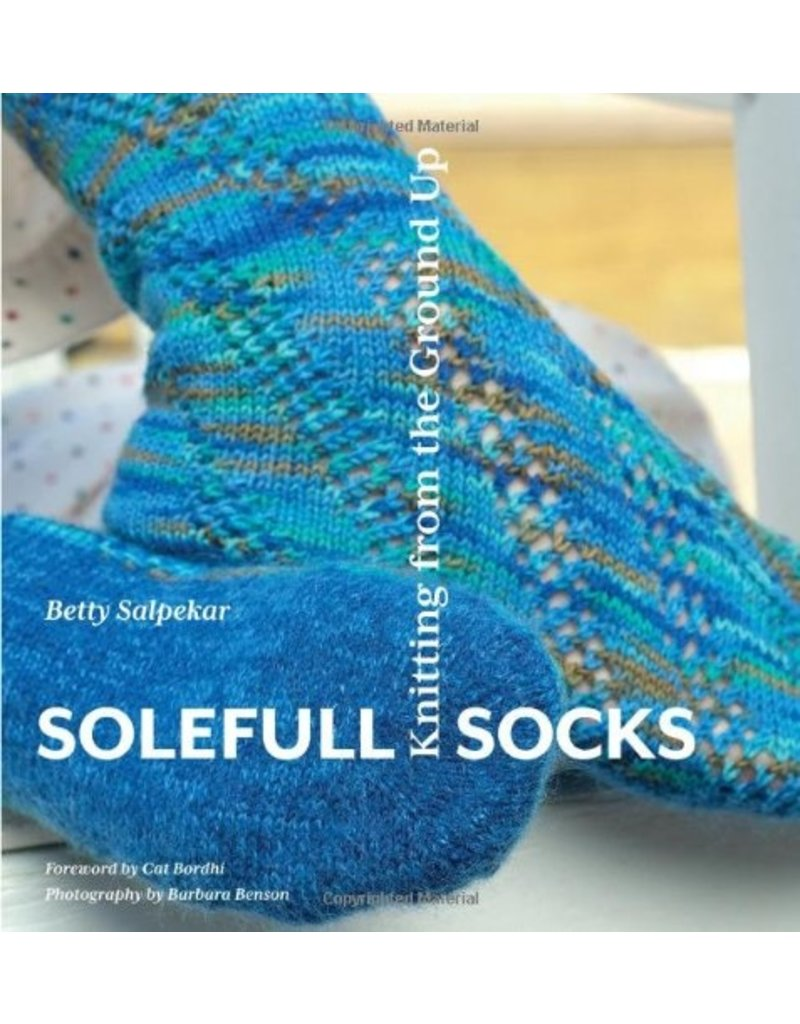 Book: Solefull Socks