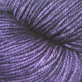 Black Trillium Fibres Sublime, Purple Reign