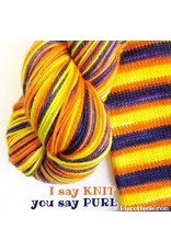 Biscotte & Cie Felix, I Say Knit, You Say Purl (Discontinued)