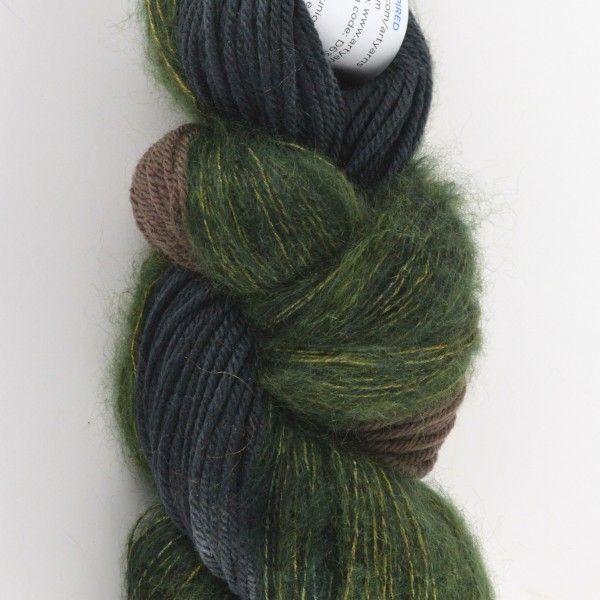 Art Yarns Duets Kit, Dark Woods