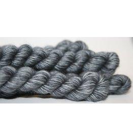 Madelinetosh Unicorn Tails, Charcoal