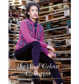 Rowan Big Wool Colour Collection (Out of Print)