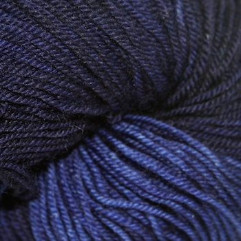 Dragonfly Fibers Djinni Sock, Solstice *CLEARANCE*
