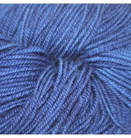 Dragonfly Fibers Djinni Sock, Blue Velvet