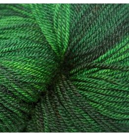 Dragonfly Fibers Djinni Sock, Into the Woods