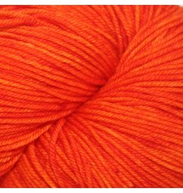 Knitted Wit Victory Sock, Orange