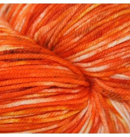 Knitted Wit Victory Sock, Rock Candy Orange
